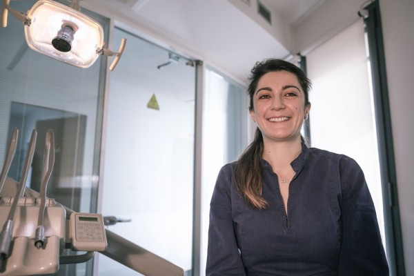 Margherita Bonacalza Dentista Busto Arsizio Varese